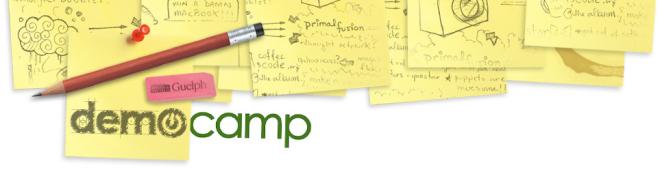 DemoCampGuelph